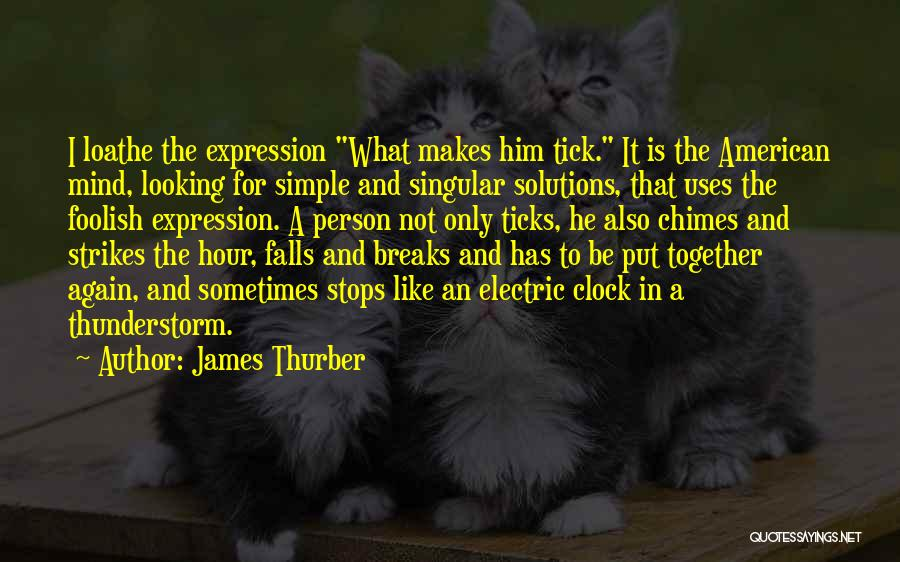 James Thurber Quotes 518522