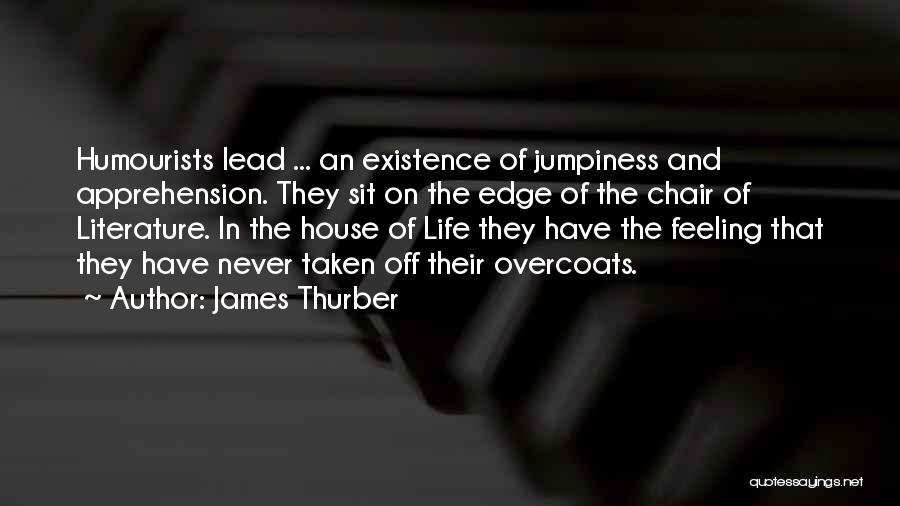 James Thurber Quotes 649855