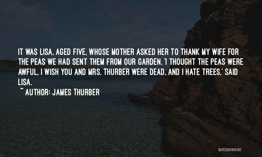 James Thurber Quotes 831279