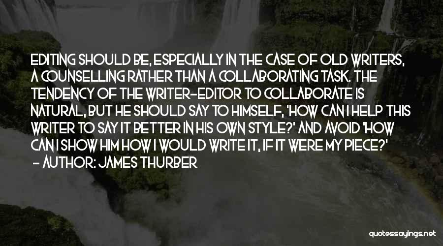 James Thurber Quotes 96961