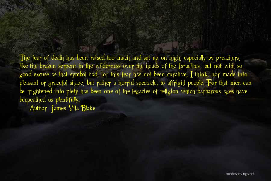 James Vila Blake Quotes 325696