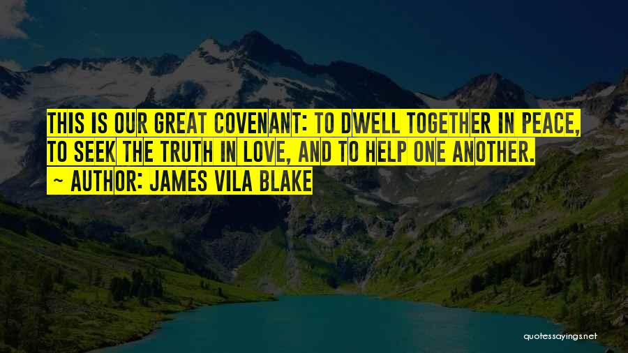 James Vila Blake Quotes 517704