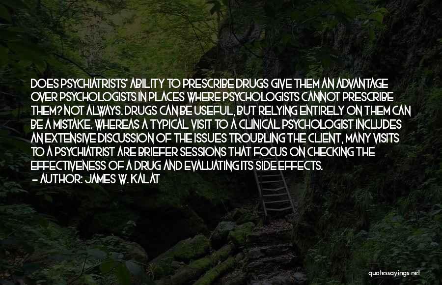 James W. Kalat Quotes 763619