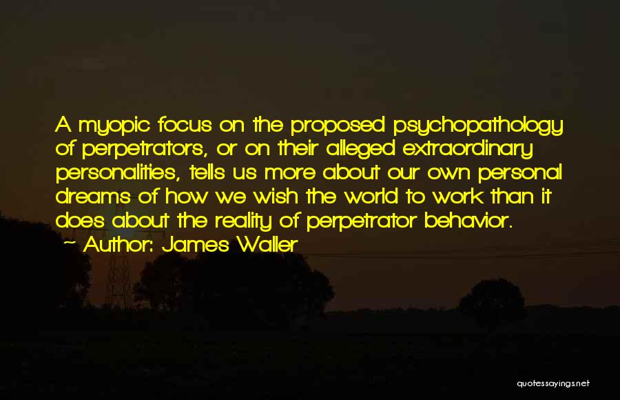 James Waller Quotes 1043446