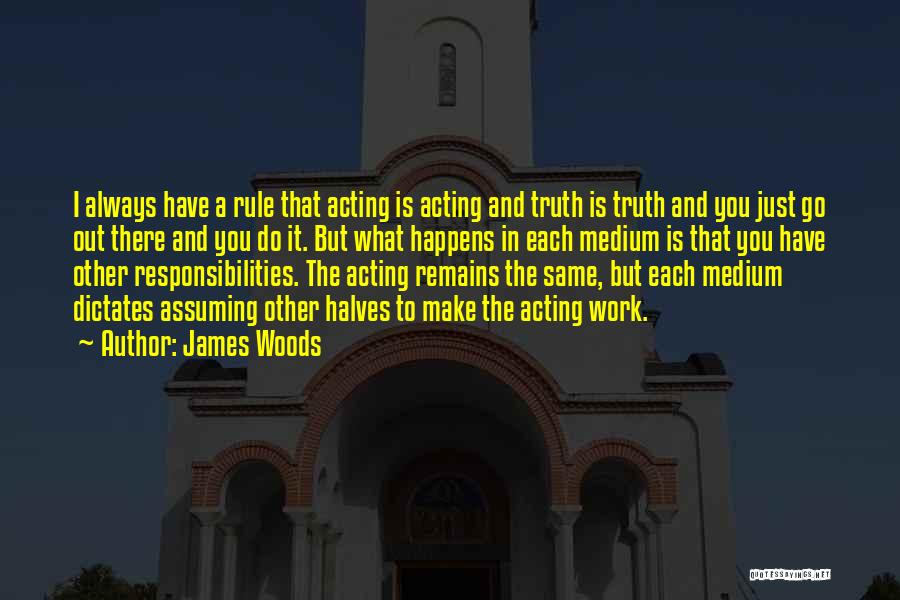 James Woods Quotes 2126519