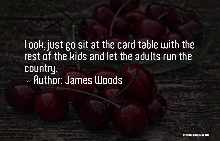 James Woods Quotes 2193976
