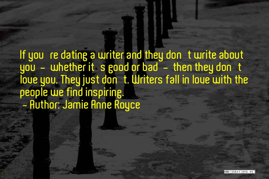 Jamie Anne Royce Quotes 822807