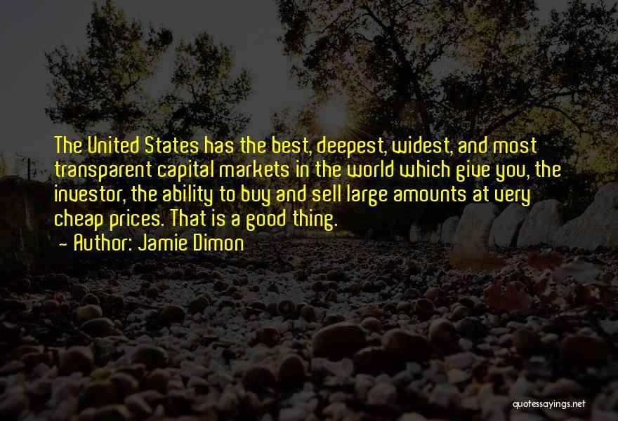 Jamie Dimon Quotes 1267536