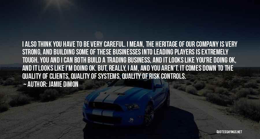 Jamie Dimon Quotes 1458769