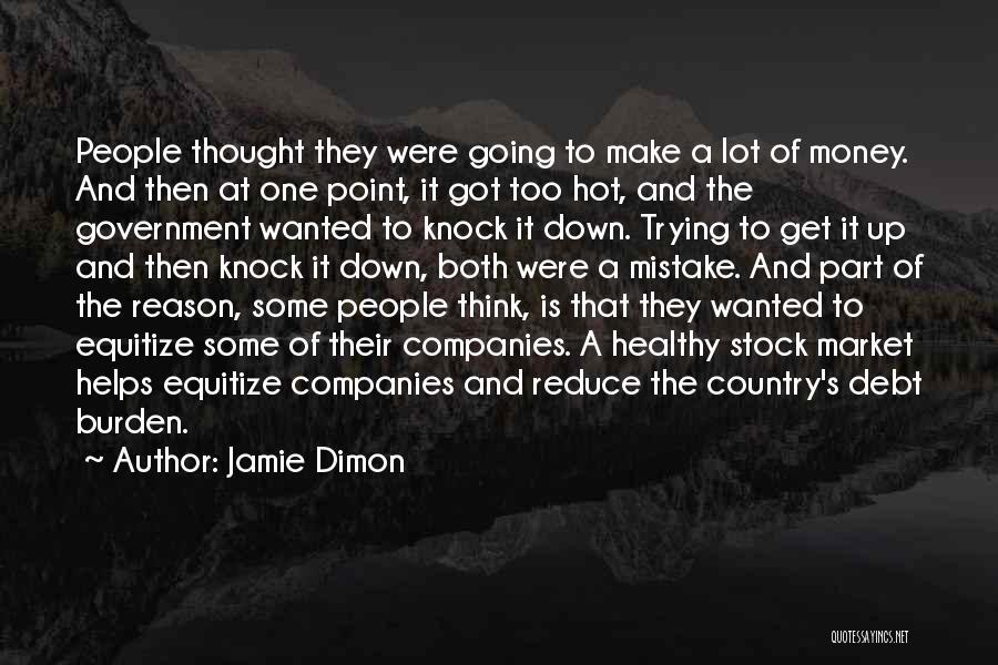 Jamie Dimon Quotes 1503637