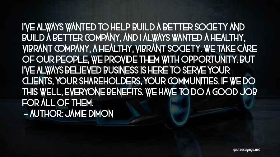 Jamie Dimon Quotes 2152549