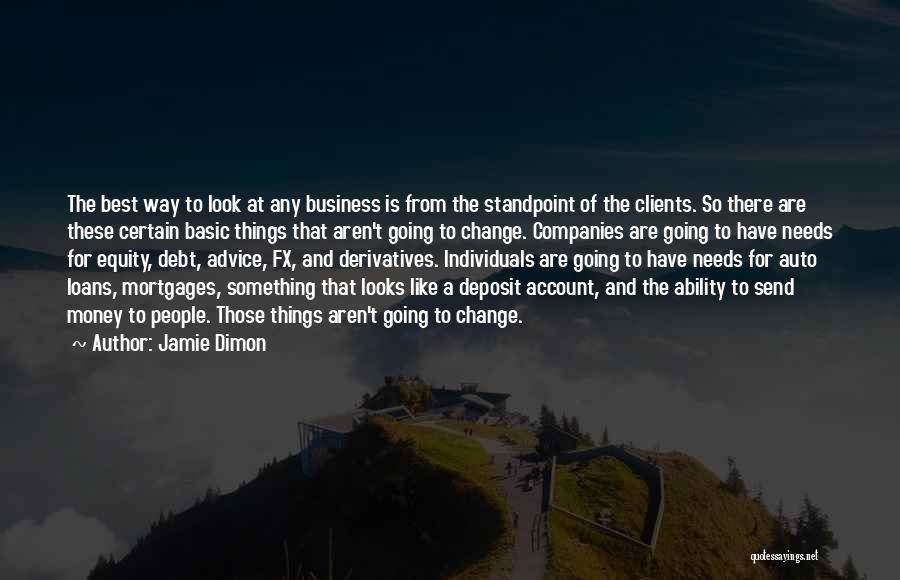 Jamie Dimon Quotes 554249
