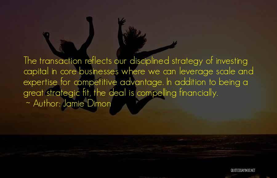 Jamie Dimon Quotes 661878