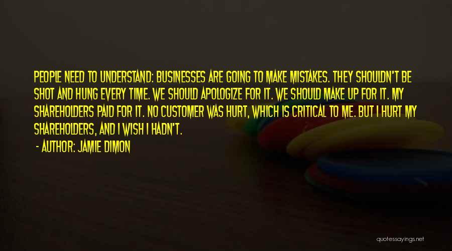 Jamie Dimon Quotes 93318