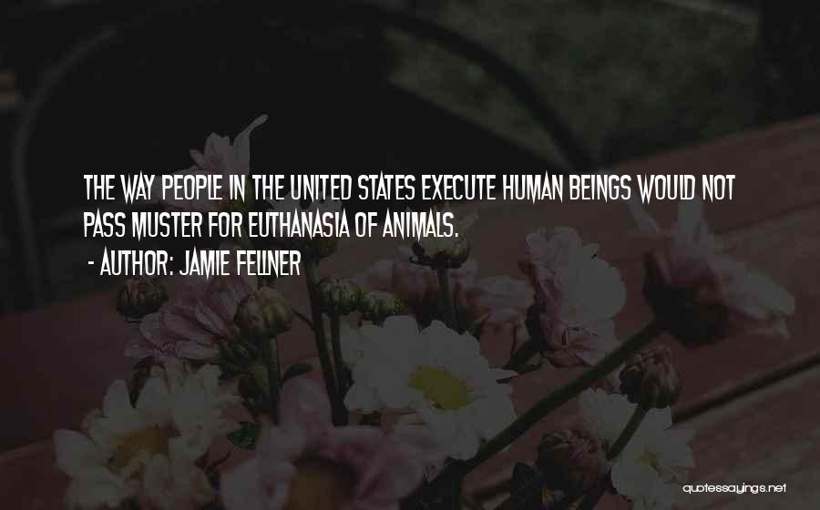 Jamie Fellner Quotes 228662