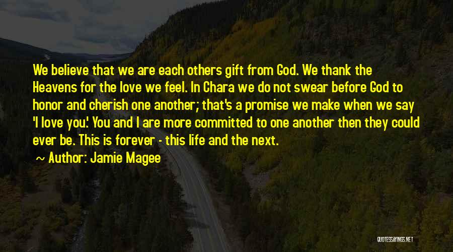 Jamie Magee Quotes 1201617