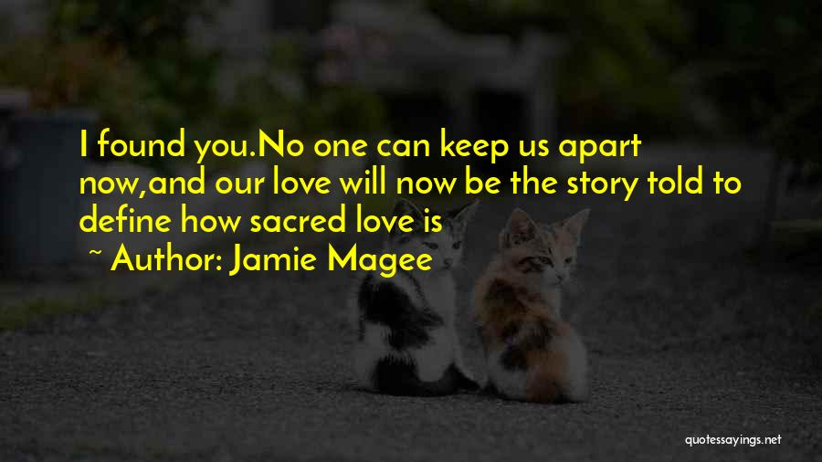 Jamie Magee Quotes 1252377