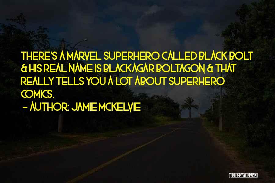 Jamie McKelvie Quotes 1158591