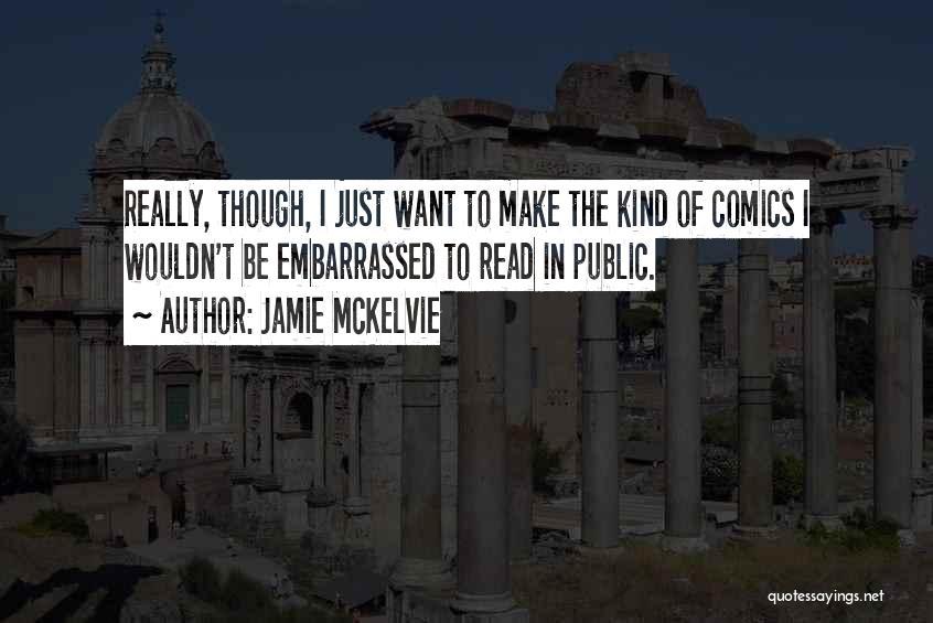 Jamie McKelvie Quotes 1603848