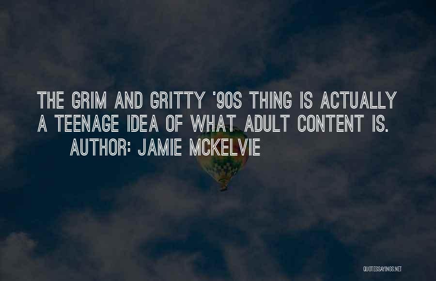 Jamie McKelvie Quotes 2200304