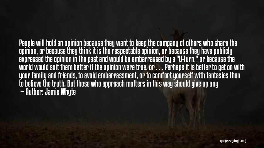 Jamie Whyte Quotes 832502