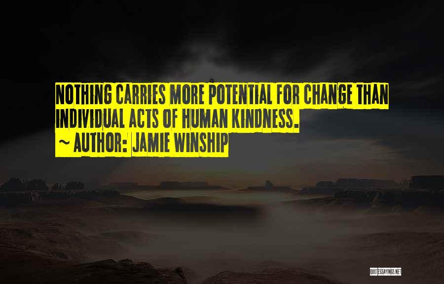 Jamie Winship Quotes 930093