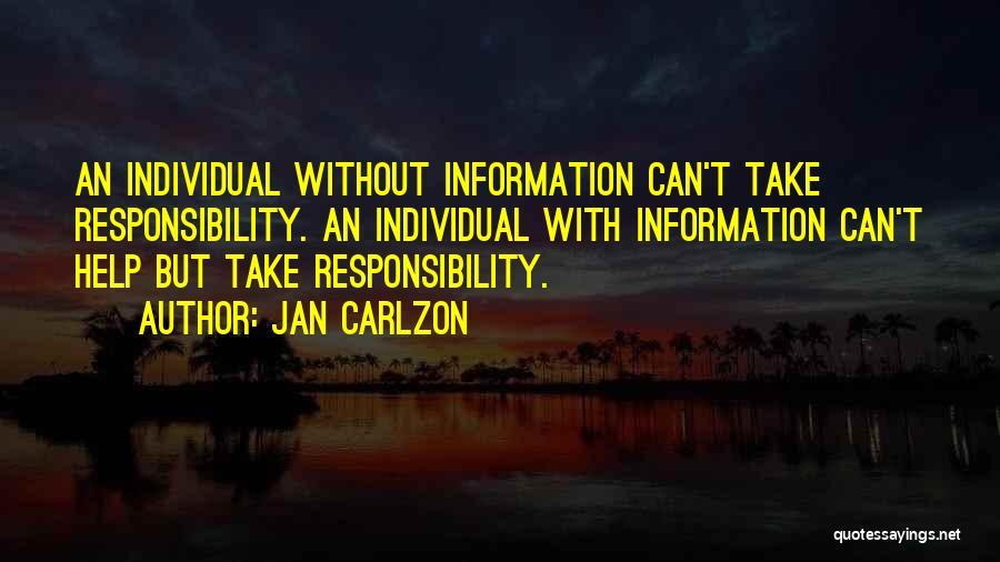 Jan Carlzon Quotes 1649716