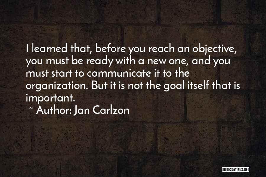 Jan Carlzon Quotes 2173979