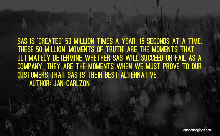 Jan Carlzon Quotes 344364