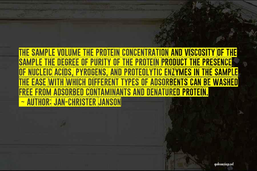 Jan-Christer Janson Quotes 304397