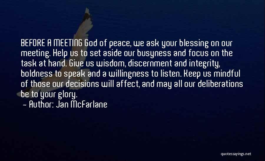 Jan McFarlane Quotes 275971