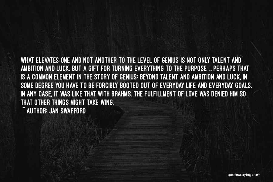 Jan Swafford Quotes 1719513