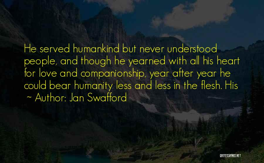 Jan Swafford Quotes 263088