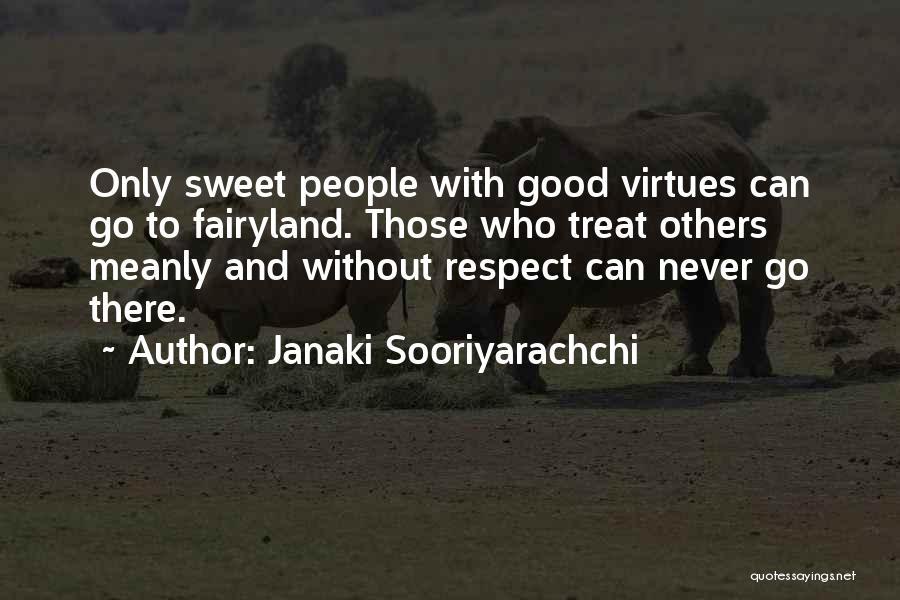 Janaki Sooriyarachchi Quotes 1285782