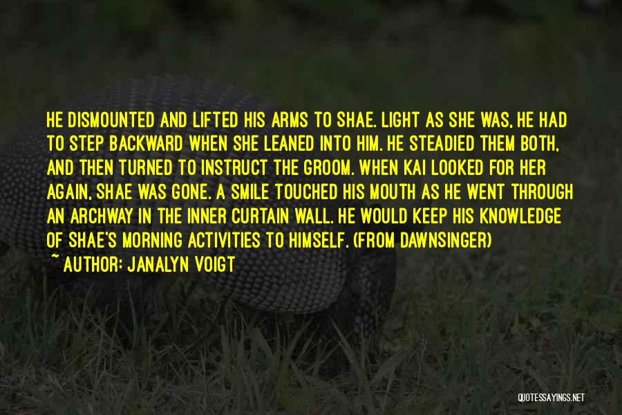 Janalyn Voigt Quotes 831959