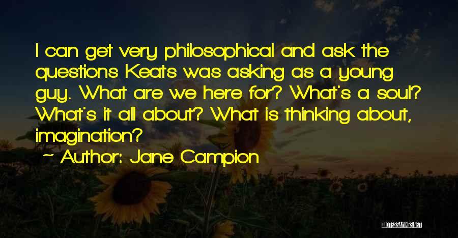 Jane Campion Quotes 1029012