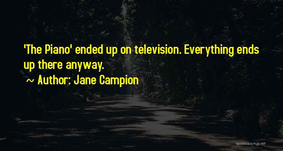 Jane Campion Quotes 1042338