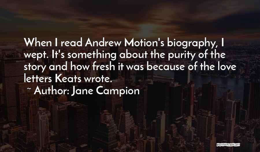 Jane Campion Quotes 1184353