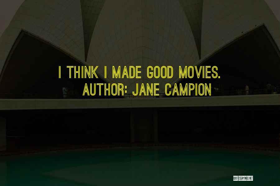 Jane Campion Quotes 1187736