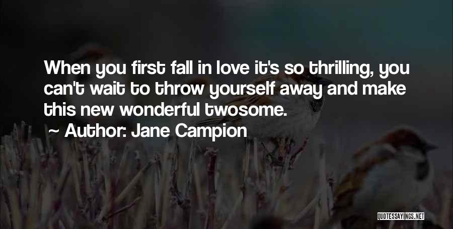 Jane Campion Quotes 1221141