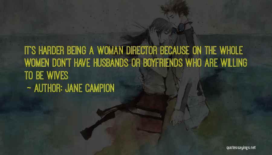 Jane Campion Quotes 1223878