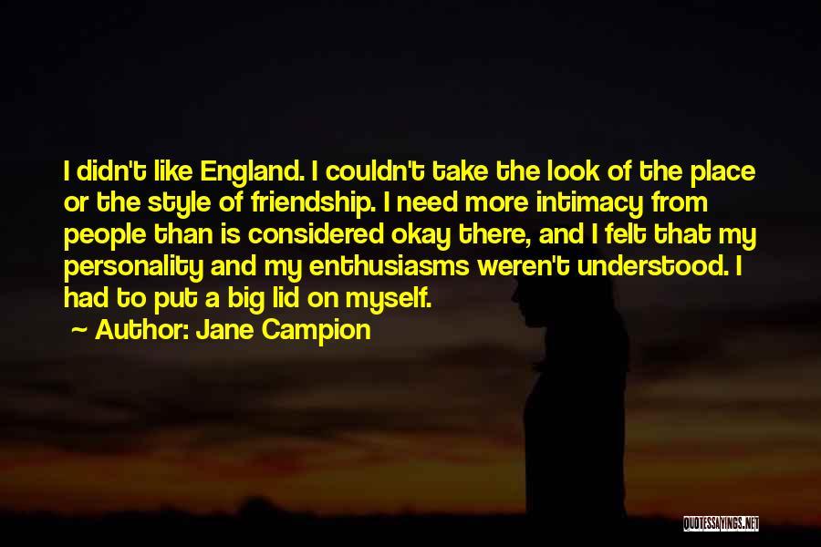 Jane Campion Quotes 164606