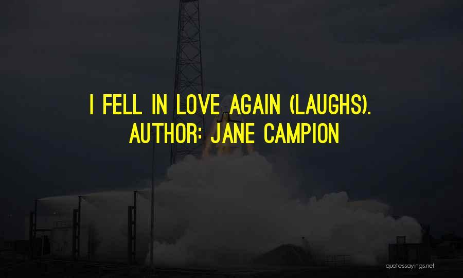 Jane Campion Quotes 1685746