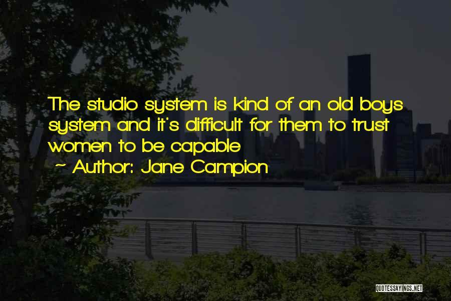 Jane Campion Quotes 1694662
