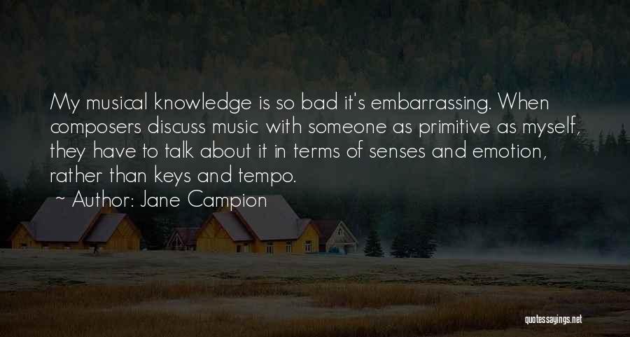 Jane Campion Quotes 1746321