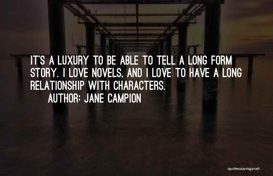 Jane Campion Quotes 1809865