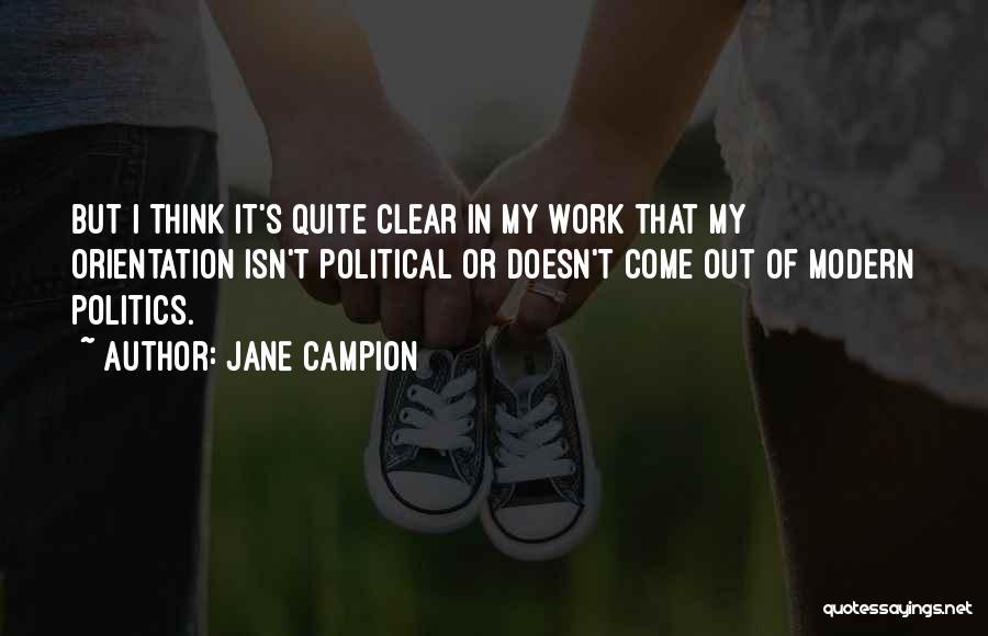 Jane Campion Quotes 1965953