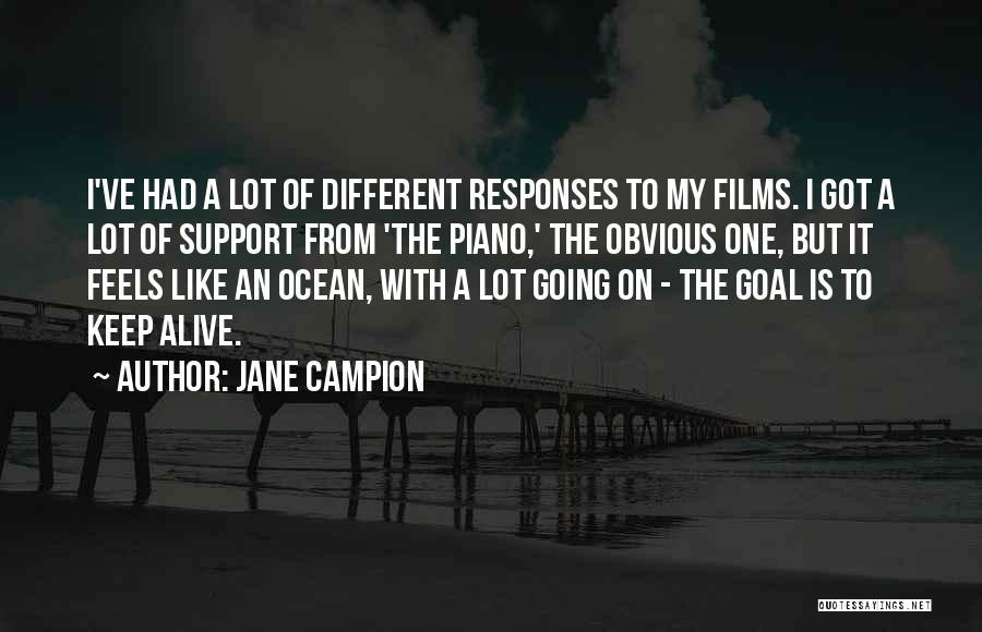 Jane Campion Quotes 304567