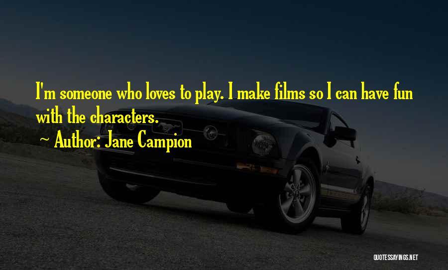 Jane Campion Quotes 471846