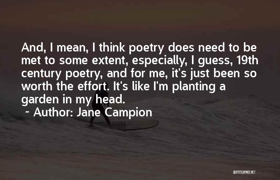 Jane Campion Quotes 543817
